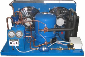 condensing unit frascold
